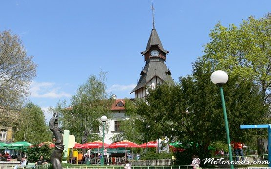 Center of Town of Pazardjik